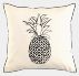 Stencil pineapple 210x290mm