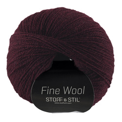 Fine Wool, Bordeaux