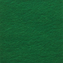 Felt 3mm 40x40cm green 1pc