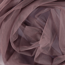 Soft tulle heather