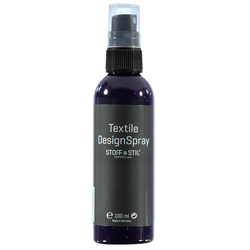 Tekstilmaling Spray lilla 100ml